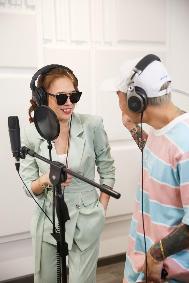 Mỹ Tâm tung ca khúc kết hợp với rapper Binz  - Ảnh 4.