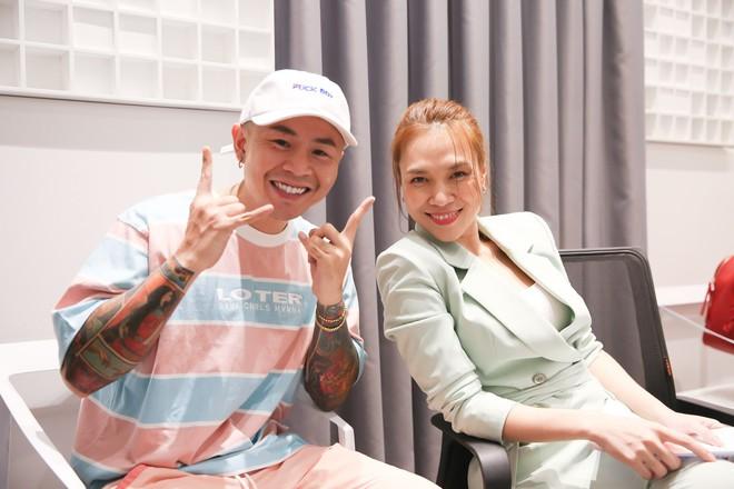Mỹ Tâm tung ca khúc kết hợp với rapper Binz  - Ảnh 9.