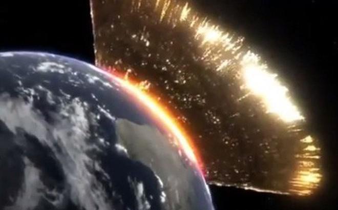Điều gì xảy ra khi thiên thạch lớn nhất Hệ Mặt Trời va vào Trái Đất?