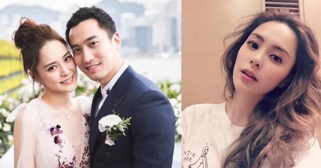Kết hôn chưa được nửa năm, Chung Hân Đồng đã sống ly thân với chồng bác sĩ? - Ảnh 2.