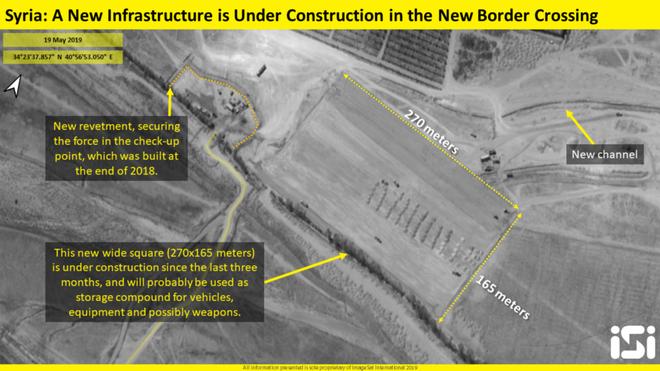 Phát hiện động thái bí ẩn của Iran tại biên giới Syria - Ảnh 2.