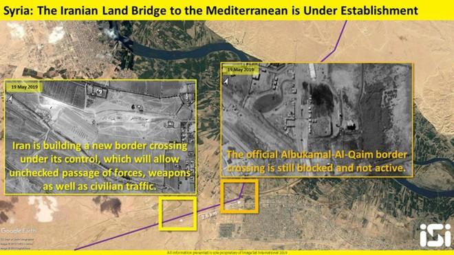 Phát hiện động thái bí ẩn của Iran tại biên giới Syria - Ảnh 4.