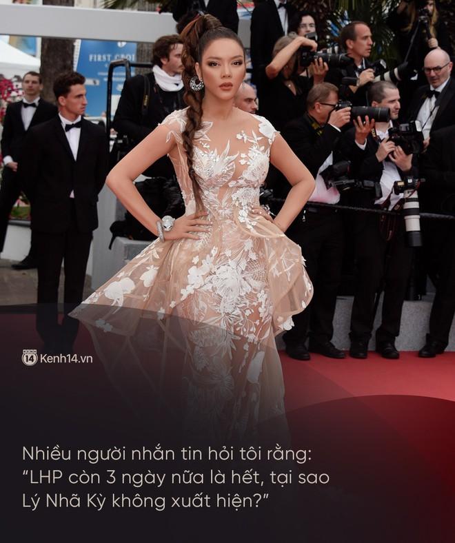 Lý Nhã Kỳ: Tự bỏ tiền túi đi Cannes là ngốc nghếch, nhiều nghệ sĩ đang làm quá vai trò mình trên thảm đỏ lừa truyền thông - Ảnh 2.
