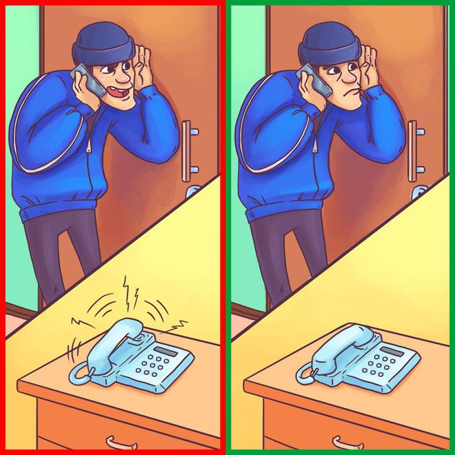 Những mẹo nhỏ khi bạn vắng nhà để tránh kẻ trộm ghé thăm - Ảnh 1.