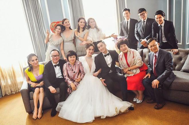 Kết hôn chưa được nửa năm, Chung Hân Đồng đã sống ly thân với chồng bác sĩ? - Ảnh 5.