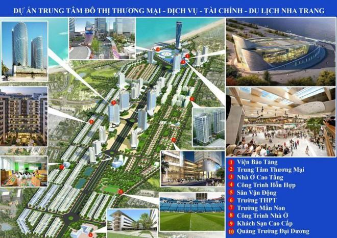 Cận cảnh siêu dự án trên 'đất vàng' Khánh Hòa đề nghị công an điều tra - Ảnh 5.