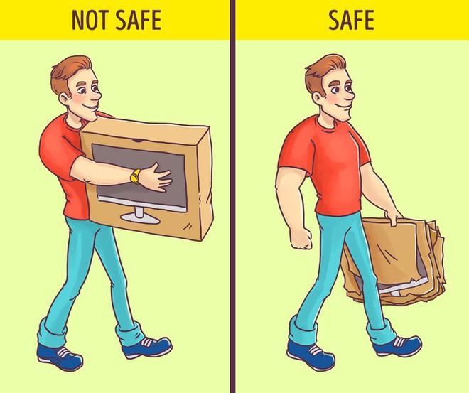 Những mẹo nhỏ khi bạn vắng nhà để tránh kẻ trộm ghé thăm - Ảnh 6.