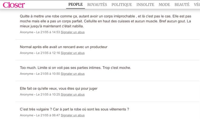 Người Pháp nhận xét về Ngọc Trinh: Nên cấm những cô gái này trên thảm đỏ LHP Cannes - Ảnh 4.