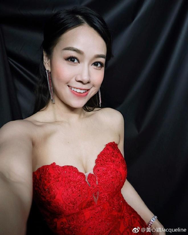 """Á hậu """"tiểu tam"""" Huỳnh Tâm Dĩnh đứng trước nguy cơ phá sản sau scandal ngoại tình - Ảnh 1."""