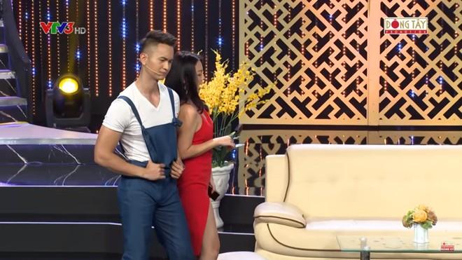 Phạm Quỳnh Anh lần đầu tán trai lạ và nói câu nhạy cảm trên truyền hình sau khi li hôn - Ảnh 6.