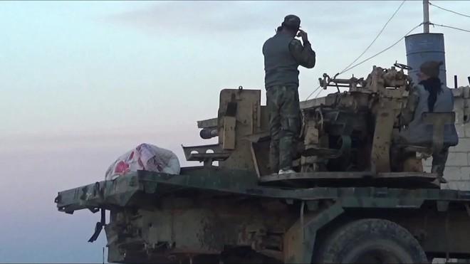 CẬP NHẬT: QĐ Syria dồn tổng lực đánh lớn, chiếm địa bàn chiến lược - Sắp ca khúc khải hoàn - Ảnh 4.