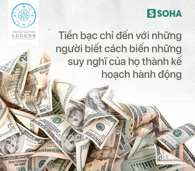 Nguyên tắc vàng trong sách gối đầu giường của Đặng Lê Nguyên Vũ và bài diễn thuyết được trả giá 1 tỷ đô la - Ảnh 3.