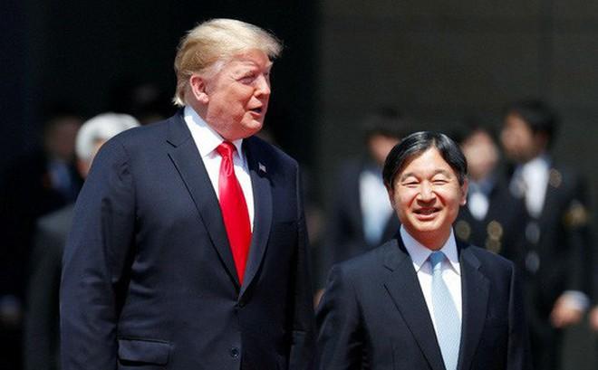 Nhật Bản cố tình sắp xếp ông Trump gặp tân Nhật hoàng, vì sao?