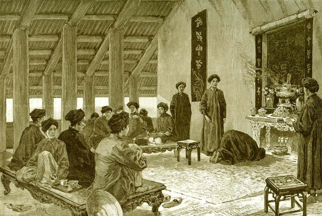 Việt Nam phong tục: Ngày đó, nếu nhà có đám ma thì phải tuân thủ đến 20 khâu này - Ảnh 4.