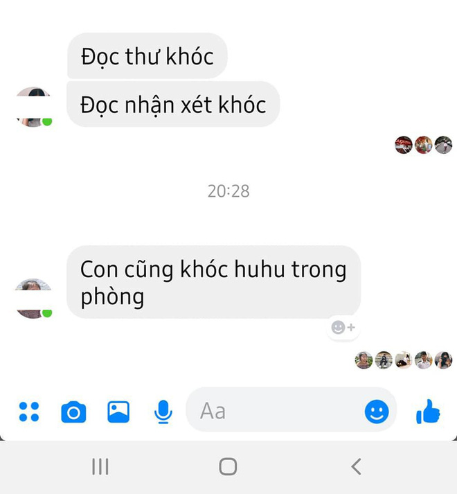 Hãy cứ gọi cho thầy, thầy vẫn luôn ở đây, 6 bài tập về nhà của thầy giáo Sài Gòn khiến học sinh bật khóc nức nở - Ảnh 3.