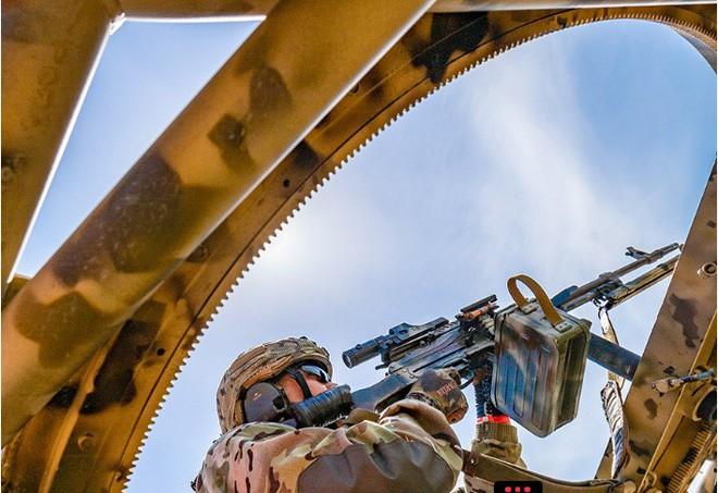 Quy trình huấn luyện chống khủng bố khắc nghiệt của đặc nhiệm Nga - Ảnh 5.