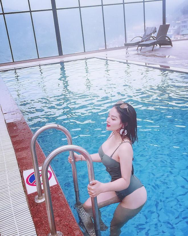 Hoá ra, thư ký sexy khiến Vũ Về nhà đi con bất chấp đòi tăng lương là gái xinh sở hữu body nóng bỏng 90-63-93 nổi bật trên Instagram - Ảnh 6.