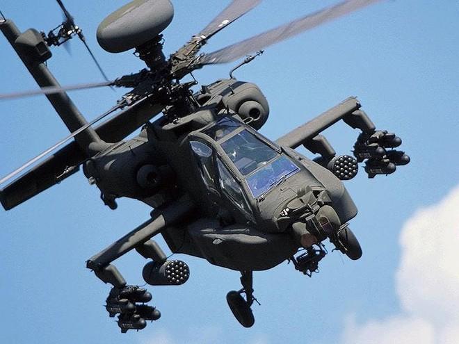 Hung thần diệt tăng Apache Mỹ vừa bị phiến quân bắn nổ tung trên không - Ảnh 5.