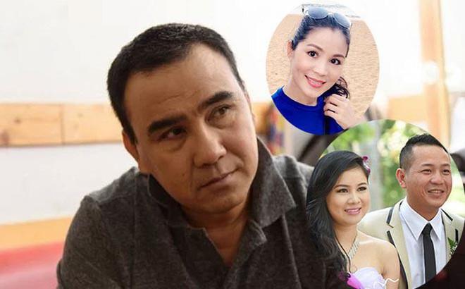 Vợ, em trai và em dâu nói về con người thật của MC Quyền Linh