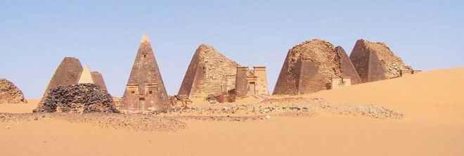 15 điều thực tế bất ngờ về kim tự tháp trên toàn cầu không có trong sử sách - Ảnh 2.