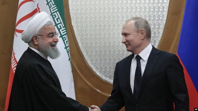 Tranh công, chia phần ở Syria: Tình anh em liên minh Nga - Iran tan vỡ? - Ảnh 3.