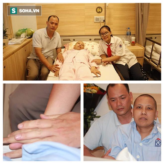 Người đàn ông 7 năm không ra khỏi Hà Nội vì muốn làm điều này cho người vợ bị ung thư - Ảnh 2.
