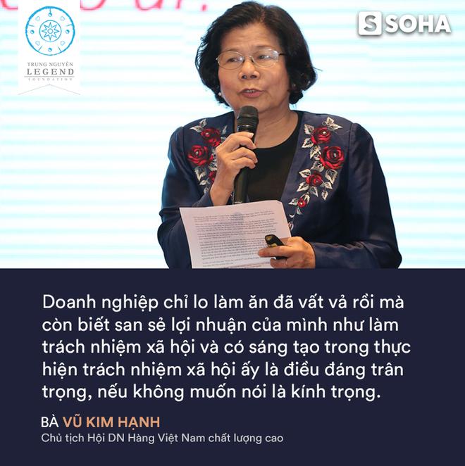 Nhà báo Vũ Kim Hạnh: Tôi thích cách làm gì làm thật và đi đến cùng của Đặng Lê Nguyên Vũ - Ảnh 2.