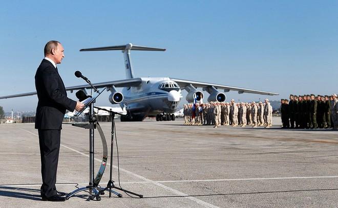 Căn cứ KQ Hmeimim của Nga ở Syria bị tấn công như cơm bữa: Làm thế nào để hóa giải? - Ảnh 2.