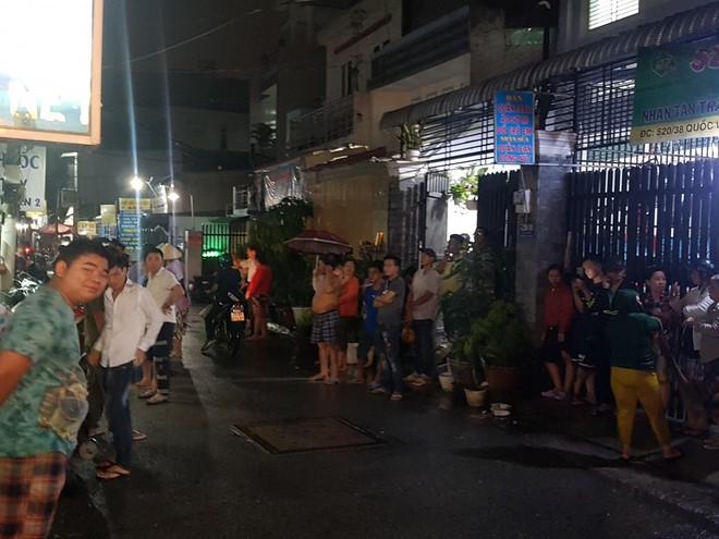 Bắt nghi can sát hại người phụ nữ cướp tài sản ở Sài Gòn - Ảnh 1.
