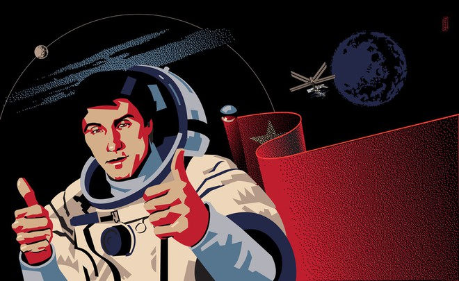 Anh hùng Liên Xô cô độc: Mắc kẹt 300 ngày ngoài không gian, sống sót kỳ diệu  - Ảnh 1.