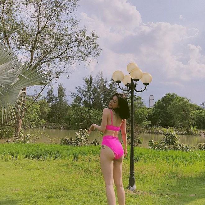 Mâu Thuỷ, Bảo Anh và nhiều mỹ nhân Việt khoe dáng nuột nà với bikini - Ảnh 8.