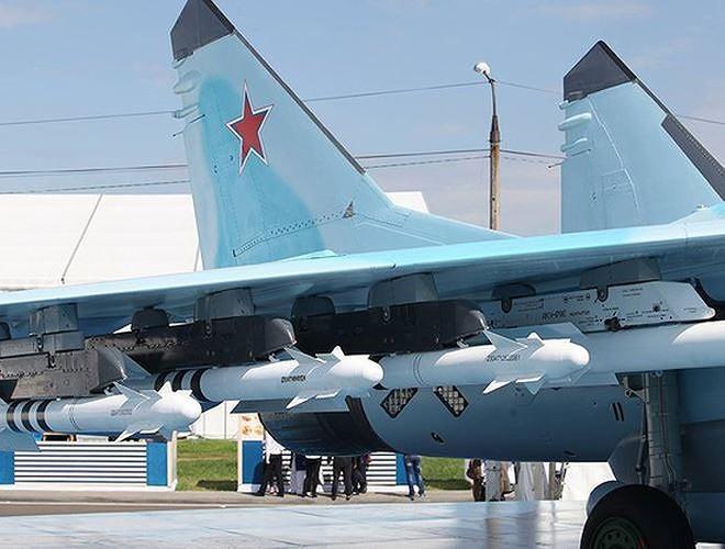 Tiêm kích MiG-35: Rất hiện đại nhưng tại sao vẫn bị BPQ Nga hắt hủi? - Ảnh 4.