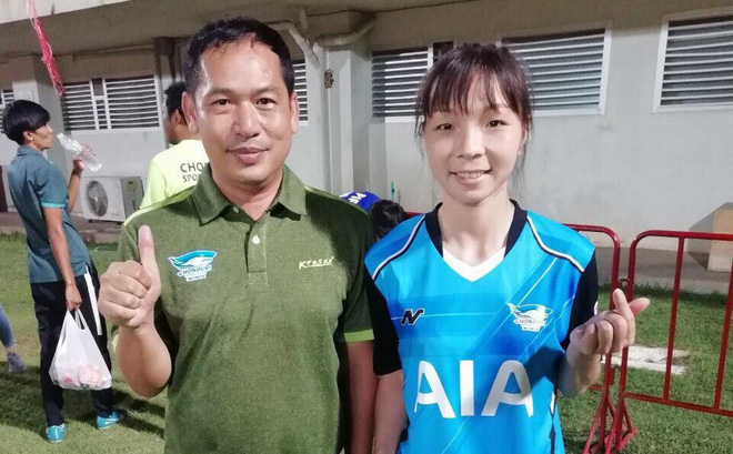 Có ITC phút cuối, tuyển thủ nữ Việt Nam giúp Chonburi vào chung kết giải Thái Lan