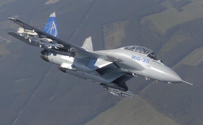 Tiêm kích MiG-35: Rất hiện đại nhưng tại sao vẫn bị BPQ Nga hắt hủi? - Ảnh 2.