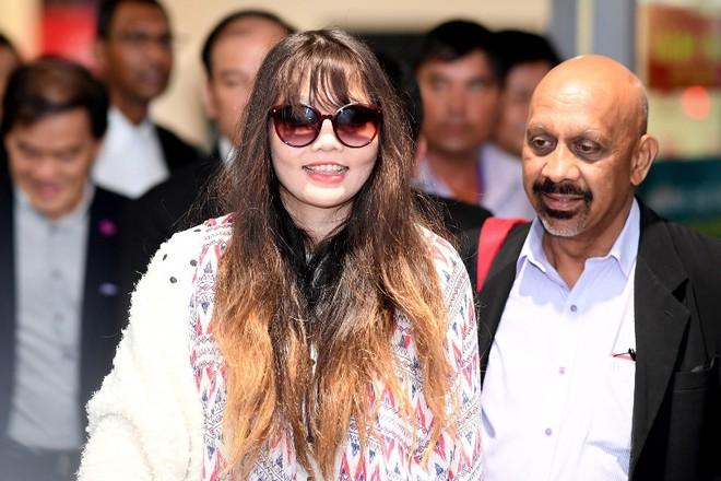 Đoàn Thị Hương trở về Việt Nam sau 2 năm bị bắt ở Malaysia - Ảnh 2.