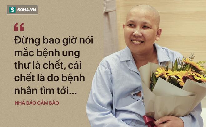 """Sự thật từ bệnh nhân 7 năm điều trị ung thư: """"Rất nhiều người bệnh ung thư """"tự giết"""" nhau"""""""