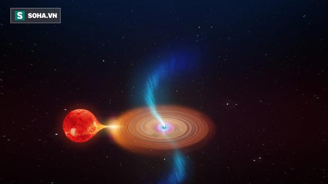 Quái vật vũ trụ có hành vi dị thường chưa từng có: Bí ẩn hố đen lại thách thức khoa học - Ảnh 2.