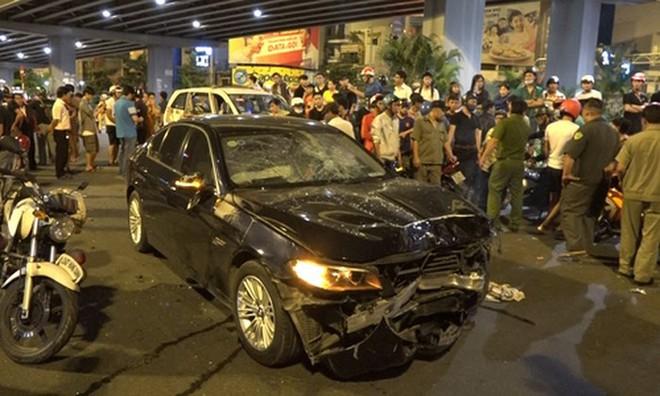Tước bằng lái xe của tài xế vi phạm nồng độ cồn đến 2 năm - Ảnh 1.