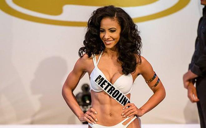 Tân Hoa hậu Hoàn vũ Mỹ 2019: Đẹp lạ, học vấn quá khủng nhưng múi bụng và mặt mộc mới là điều gây ngỡ ngàng