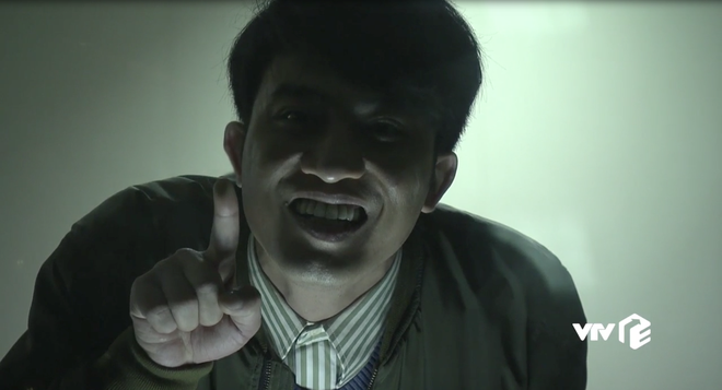 Ghê rợn những biểu cảm quái đản của Doãn Quốc Đam trong phim Mê cung - Ảnh 5.