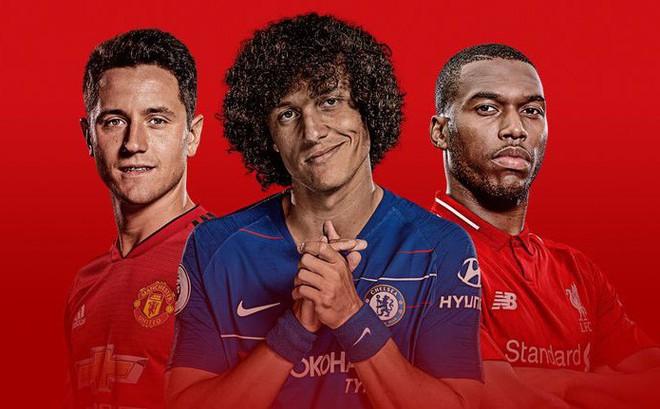 """Hai ngôi sao Man United lọt đội hình """"miễn phí"""" ở phiên chợ Hè 2019"""