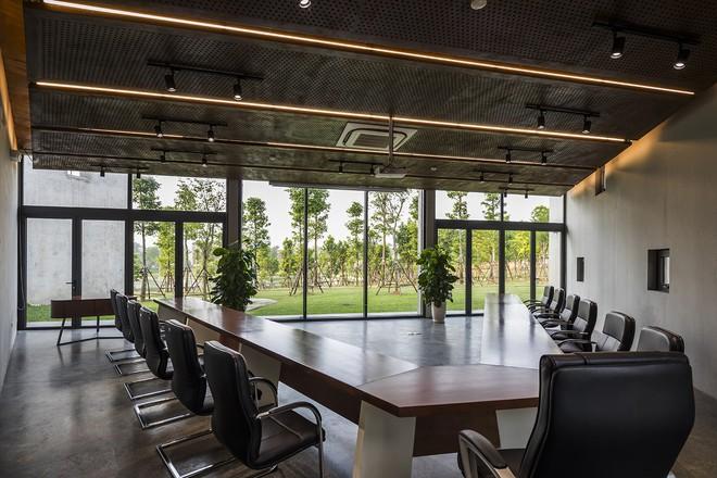 Cận cảnh khu văn phòng đẹp như tranh vẽ của Viettel vừa được lên báo Mỹ - Ảnh 11.