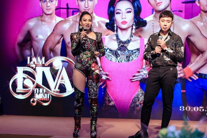 Thu Minh xuất hiện đầy kiêu ngạo, thẳng thắn nói về danh xưng Diva - Ảnh 10.