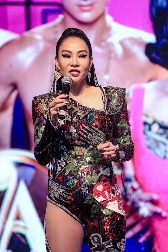 Thu Minh xuất hiện đầy kiêu ngạo, thẳng thắn nói về danh xưng Diva - Ảnh 2.