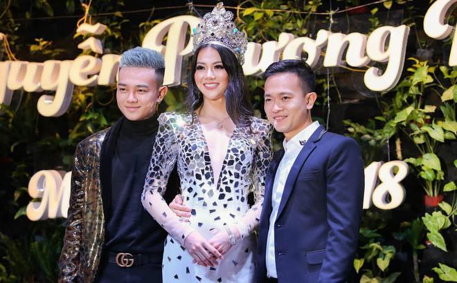 """Phía Hoa hậu Phương Khánh nói gì khi Á hậu Mâu Thủy """"tố"""" chi hơn 5 tỷ để được thi Miss Earth?"""