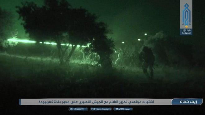 Nga bủa lưới, phóng lao: Phiến quân, Thổ Nhĩ Kỳ và phương Tây như cá trên thớt ở Hama - Ảnh 1.