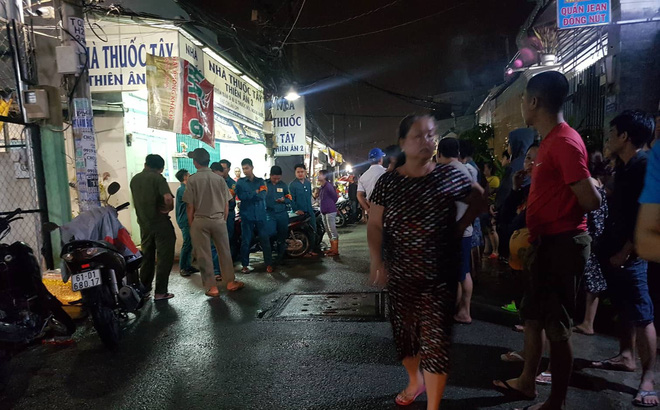 Bắt nghi can sát hại người phụ nữ cướp tài sản ở Sài Gòn
