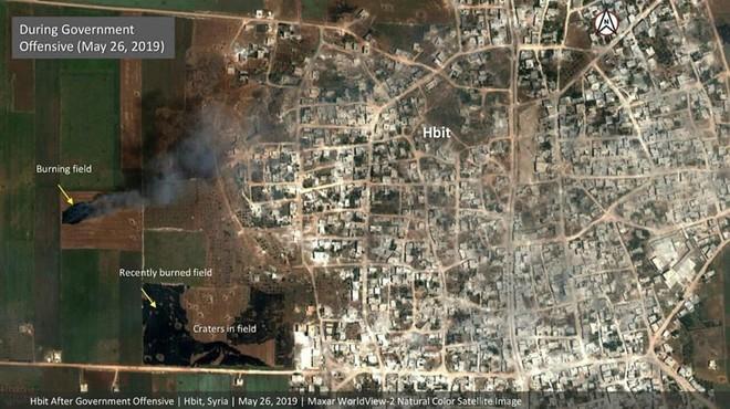 Nga bủa lưới, phóng lao: Phiến quân, Thổ Nhĩ Kỳ và phương Tây như cá trên thớt ở Hama - Ảnh 2.