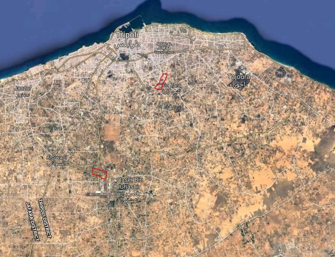 Ai Cập quyết chiến ở Libya: Tướng Haftar đáp lễ bằng món quà khủng - Một cái đầu? - Ảnh 1.