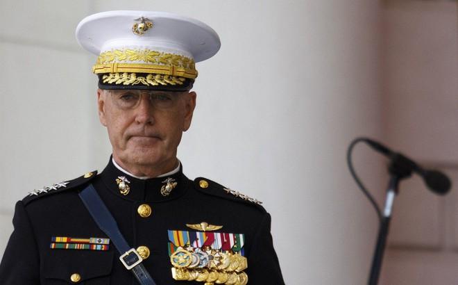 Chủ tịch Hội đồng tham mưu trưởng Mỹ tố thẳng ông Tập Cận Bình nuốt lời hứa về biển Đông